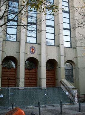 katholische Kirche am Klausenerplatz