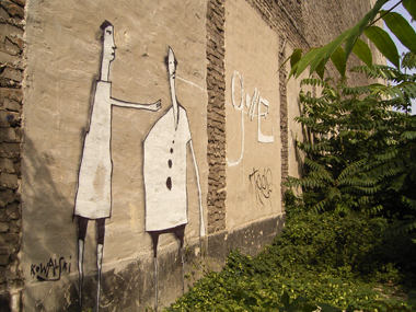 Graffiti Rungestraße
